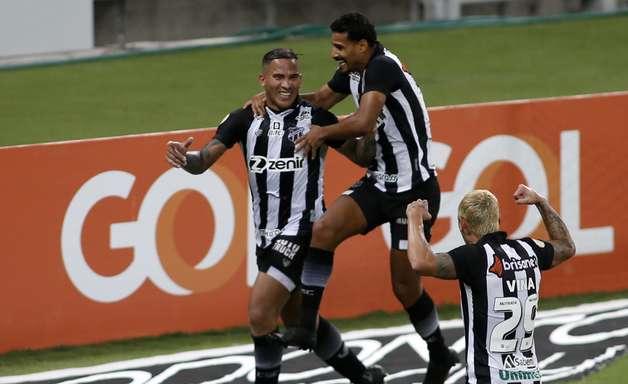 Ceará bate a Chape por 1 a 0 e encerra jejum no Brasileirão