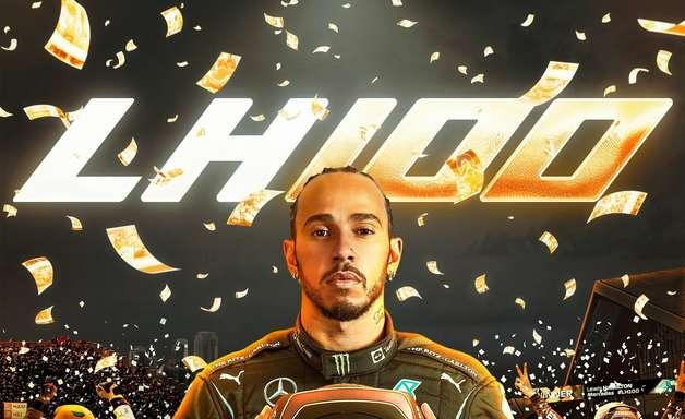 De Montreal a Sóchi: Hamilton escreve página inédita com 100ª vitória na Fórmula 1