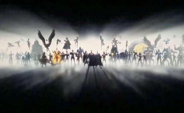 Warner Bros. quer fazer 10 filmes da DC por ano