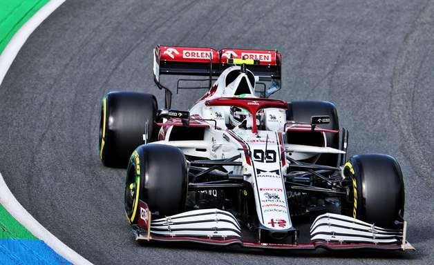 Alfa Romeo F1 afirmou que Giovinazzi ficou sem rádio durante toda a corrida em Sochi