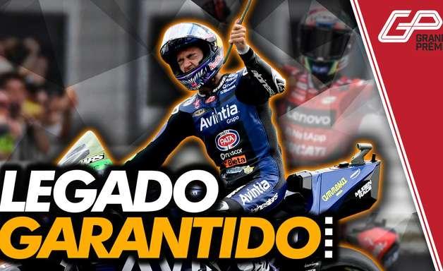 GP às 10: Alto nível de italianos na MotoGP é principal legado de Rossi na carreira