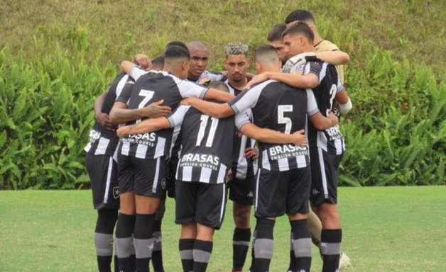 Botafogo empata com Ceará fora de casa pelo Brasileirão Sub-20