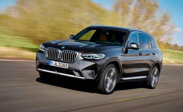 BMW X3 reestilizado chega ao Brasil em versões híbridas