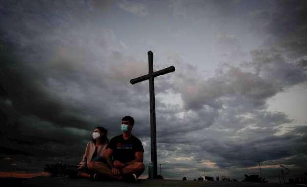 Brasil se aproxima de 599 mil mortes por covid-19