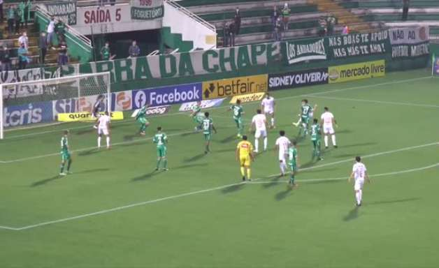 SÉRIE A: Gols de Chapecoense 2 x 2 Atlético-MG