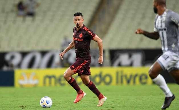 Aguirre analisa desempenho do Inter contra o Ceará