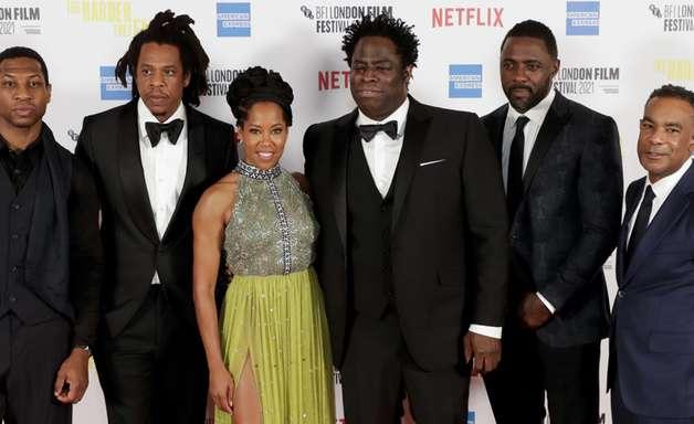 """""""Vingança e Castigo"""": Velho Oeste da Netflix produzido por Jay-Z e estrelado por Idris Elba abre o Festival de Cinema de Londres"""