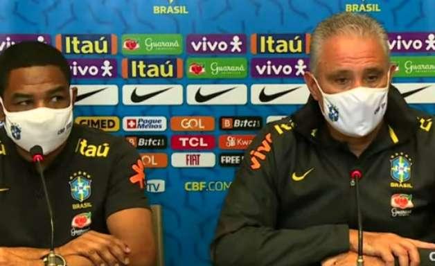Tite volta a cobrar jogos contra europeus, explica função de Gerson e comenta sobre fase da Colômbia
