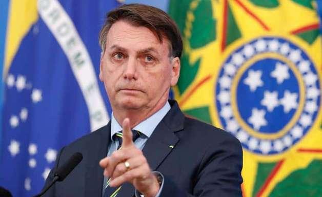 'Quem quebrou a economia foram governadores e prefeitos', diz Bolsonaro