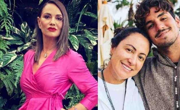 Após ofensas, Luiza Brunet vai processar a mãe de Medina