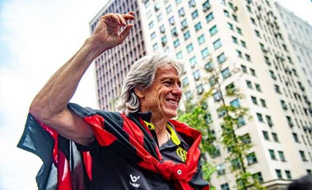 Jorge Jesus revela a ex-dirigente do Flamengo vontade de voltar ao clube ou treinar a Seleção