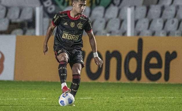 Andreas Pereira e Flamengo são absolvidos no STJD