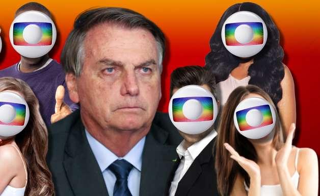 """Bolsonaro ataca globais: """"O preço do 'fica em casa' chegou"""""""