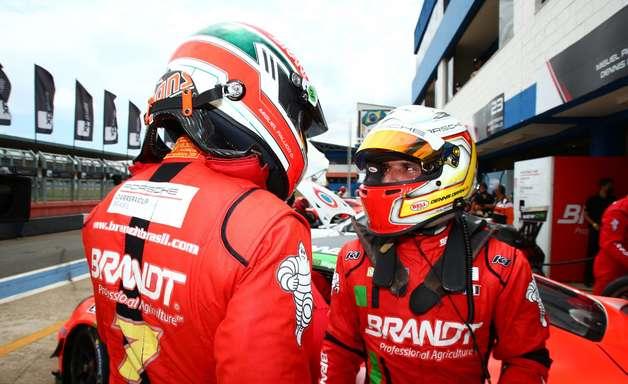"""Paludo e Dirani """"lavam a alma"""" com vitória na Porsche Endurance: """"Estava engasgada"""""""