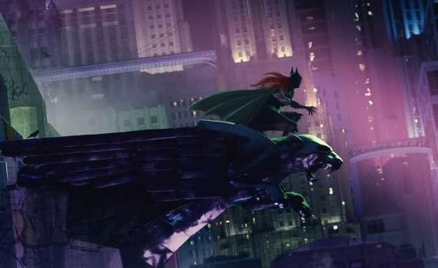 """Primeira arte do filme """"Batgirl"""" mostra visual da heroína"""