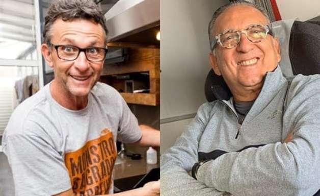 Na Band, Neto chama Galvão Bueno de idiota após polêmica com Neymar