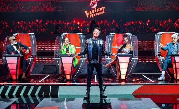 """The Voice Brasil"" terá surpresas na disputa e quinto técnico"