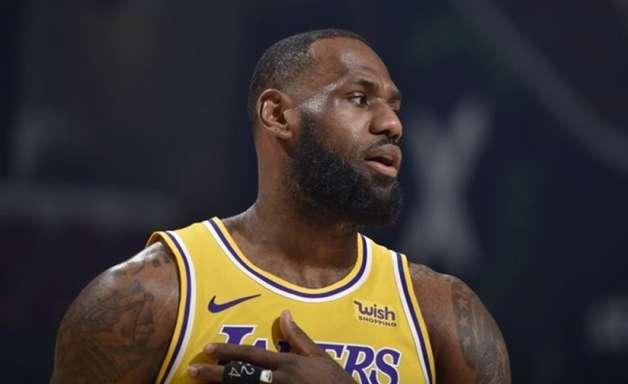 LeBron lidera lista de mais bem pagos da NBA; veja o top-10