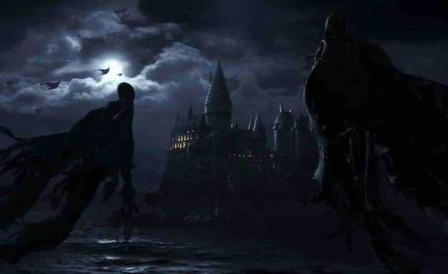 Fãs comparam objeto voador com dementadores de Harry Potter