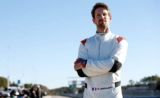 Grosjean lança autobiografia e fala sobre o acidente no GP do Bahrein de F1 em 2020