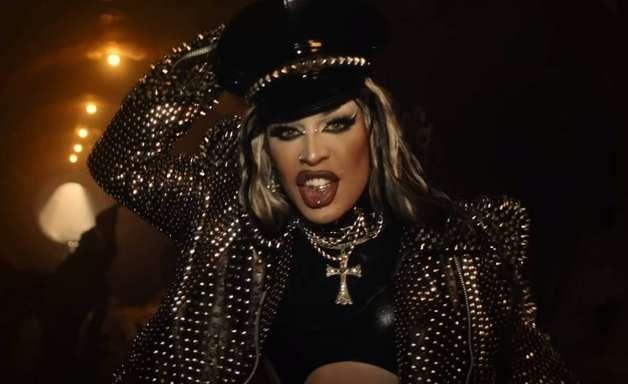 """Gloria Groove alcança nova marca importante com """"A Queda"""""""