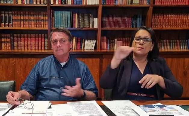 Bolsonaro compara relatório da CPI com Comissão da Verdade