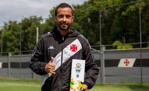 Em grande fase, Nene é eleito o jogador do mês de setembro na rede social da Série B do Brasileirão