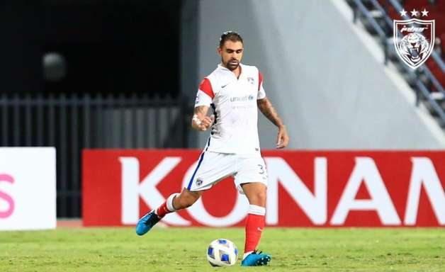 Titular absoluto no Johor, Maurício destaca ótima temporada no clube