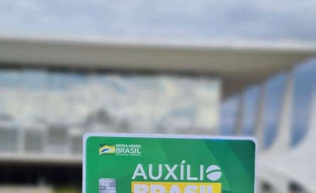 Cartão do Auxílio Brasil já tem desenho, cor, slogan e data de liberação