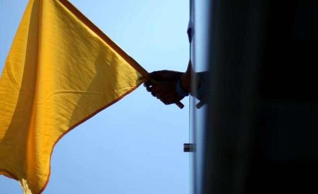 Pilotos aprovam mudança na regra de bandeira amarela dupla na F1