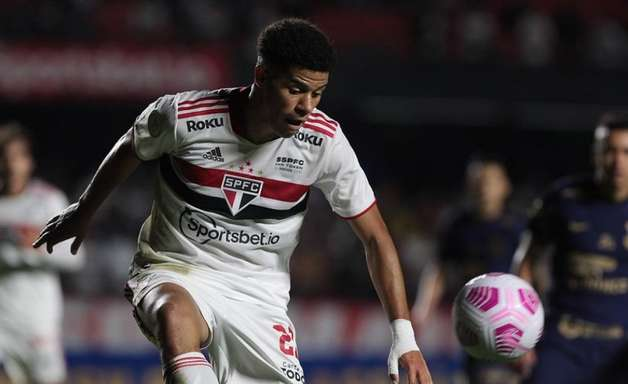 São Paulo tem pendurados em todos os setores; próximo jogo é diante do Internacional