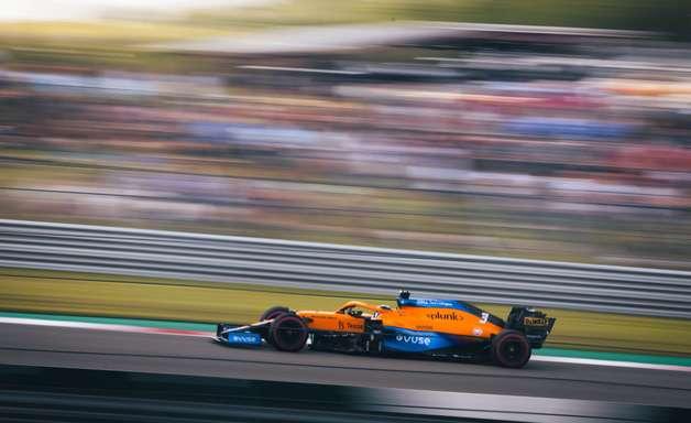 McLaren F1 conseguiu se manter em terceiro entre os construtores