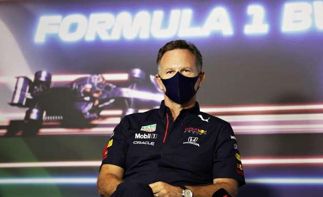 """Horner: """"A Red Bull não é favorita no GP do México de F1"""""""