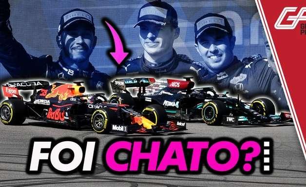 GP às 10: Como Austin deu exemplo de corrida boa sem ultrapassagem?