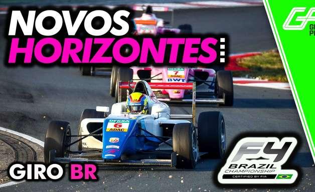 Giro BR #32 debate chegada da F4 como chance de novo horizonte para jovens no Brasil