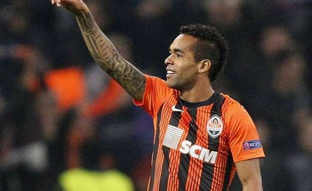 Alex Teixeira marca e Shakhtar faz o 2º gol contra o Tavria