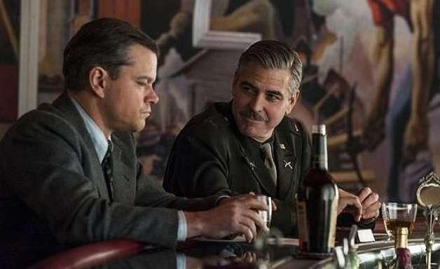 Trailer: George Clooney dirige estrelas em 'Caçadores de Obras-Primas'