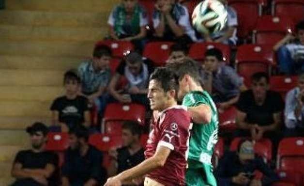 Veja os gols de Terek Groznyi 1 x 1 Rubin Kazan pelo Russo