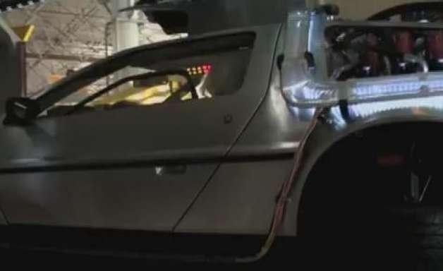 De volta para o Salão do Automóvel: feira recebe DeLorean