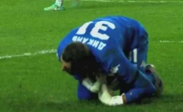 Veja os lances de Terek Grozny 0 x 1 Krasnodar pelo Russo