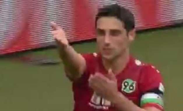 Veja os lances de Hannover 1 x 2 Hoffenheim pelo Alemão