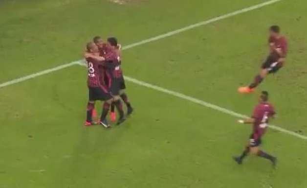 Brasileirão 2015: veja os gols de Atlético-PR 3 x 0 Inter