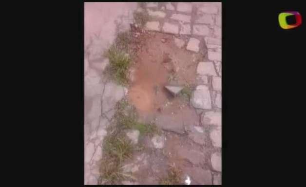 PE: leitor denuncia vazamentos antigos em Araripina