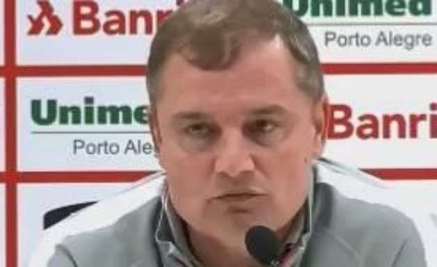 Surpreso com nova derrota, Aguirre aceita críticas ao Inter