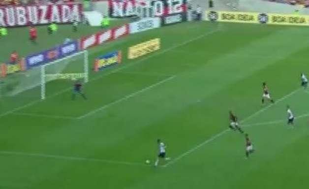 Brasileirão 2015: veja os gols de Flamengo 0 x 3 Corinthians