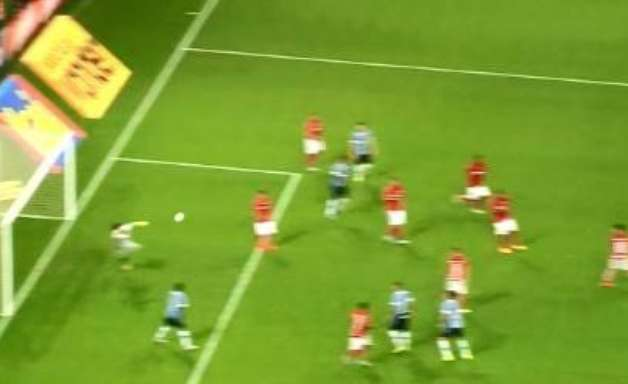 Brasileiro: veja lances de Grêmio 5 x 0 Internacional