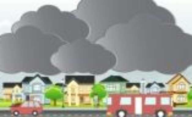 Como a poluição do ar afeta a nossa saúde?