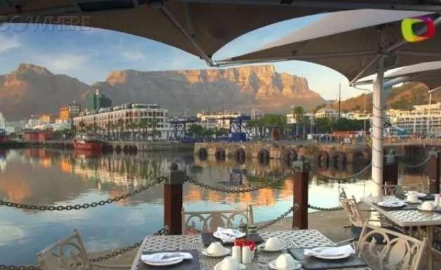 As belezas naturais inigualáveis da África do Sul