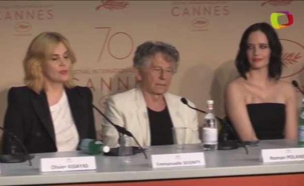 Polanski afirma que Netflix não representa ameaça ao cinema
