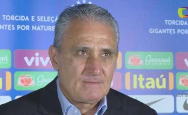 """""""O grupo ainda não está fechado"""", afirma Tite sobre a Copa"""